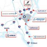 Aero-Regional-Map