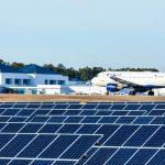 Airport-Solar-panels